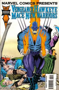 Cover Thumbnail for Marvel Comics Presents (Marvel, 1988 series) #161 [Direct]