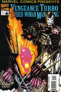 Cover Thumbnail for Marvel Comics Presents (Marvel, 1988 series) #167 [Direct]