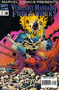 Cover Thumbnail for Marvel Comics Presents (Marvel, 1988 series) #170 [Direct]