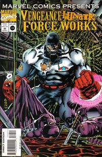 Cover for Marvel Comics Presents (Marvel, 1988 series) #172