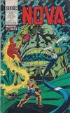 Cover for Nova (Semic S.A., 1989 series) #187
