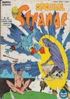 Cover for Spécial Strange (Semic S.A., 1989 series) #66