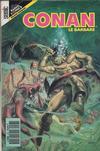 Cover for Conan Le Barbare (Semic S.A., 1990 series) #28