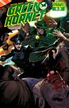 Cover Thumbnail for Green Hornet (2010 series) #5 [Joe Benitez Cover]