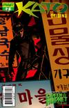 Cover for Kato Origins (Dynamite Entertainment, 2010 series) #2 [Francesco Francavilla Cover]