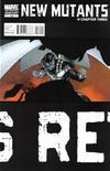 Cover for New Mutants (Marvel, 2009 series) #12 [3rd Print Variant]