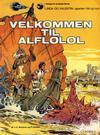 Cover for Linda og Valentin (Carlsen, 1975 series) #2 - Velkommen til Alflolol