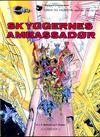 Cover for Linda og Valentin (Carlsen, 1975 series) #4 - Skyggernes ambassadør [1. oplag]