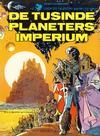 Cover for Linda og Valentin (Carlsen, 1975 series) #5 - De tusinde planeters imperium