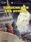 Cover for Linda og Valentin (Carlsen, 1975 series) #12 - Tordenkilen fra Hypsis