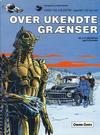 Cover for Linda og Valentin (Carlsen, 1975 series) #13 - Over ukendte grænser