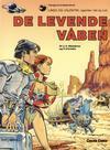 Cover for Linda og Valentin (Carlsen, 1975 series) #14 - De levende våben