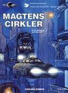 Cover for Linda og Valentin (Carlsen, 1975 series) #15 - Magtens cirkler