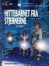 Cover for Linda og Valentin (Carlsen, 1975 series) #17 - Hittebarnet fra stjernene
