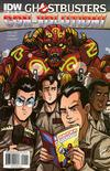 Cover for Ghostbusters: Con-Volution (IDW, 2010 series) #[nn] [Cover A]