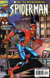 Cover for The Sensational Spider-Man (Marvel, 1996 series) #27 [Direct Edition - 50/50 - Spider-Man Outer Cover]