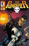 Cover for The Punisher (Marvel, 2000 series) #1 [Dynamic Forces Exclusive Chrome Cover]