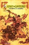 Cover for Army of Darkness: Ashes 2 Ashes (Devil's Due Publishing, 2004 series) #3 [Cover A - Nick Bradshaw]