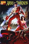 Cover Thumbnail for Army of Darkness (2005 series) #5 [Original Movie Poster Cover]