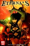 Cover Thumbnail for Eternals (2006 series) #1 [Variant Edition - Olivier Coipel]