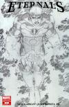 Cover Thumbnail for Eternals (2006 series) #1 [Sketch Variant Edition]