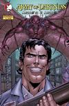 Cover for Army of Darkness: Ashes 2 Ashes (Devil's Due Publishing, 2004 series) #4 [Cover C - Tim Seeley]