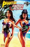 Cover Thumbnail for The Phantom - Captain Action (2010 series) #2 [Cover B]