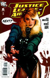 Cover Thumbnail for Justice League of America (2006 series) #6 [Adam Hughes Cover]