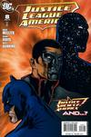 Cover for Justice League of America (DC, 2006 series) #8 [Phil Jimenez Cover]