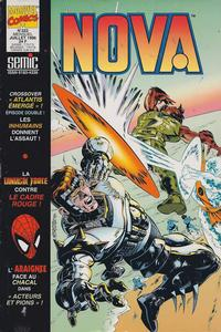 Cover Thumbnail for Nova (Semic S.A., 1989 series) #222