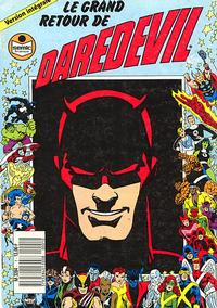 Cover Thumbnail for Daredevil (Semic S.A., 1989 series) #1