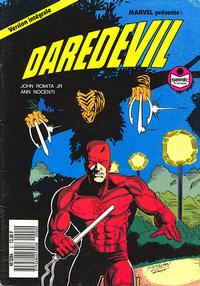 Cover Thumbnail for Daredevil (Semic S.A., 1989 series) #2