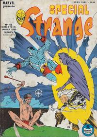 Cover Thumbnail for Spécial Strange (Semic S.A., 1989 series) #66