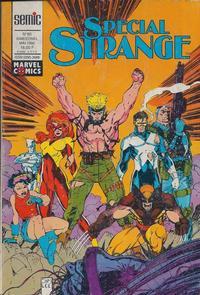 Cover Thumbnail for Spécial Strange (Semic S.A., 1989 series) #80