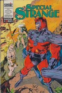 Cover Thumbnail for Spécial Strange (Semic S.A., 1989 series) #81
