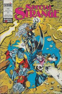 Cover Thumbnail for Spécial Strange (Semic S.A., 1989 series) #89