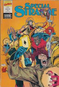 Cover Thumbnail for Spécial Strange (Semic S.A., 1989 series) #91