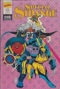 Cover Thumbnail for Spécial Strange (Semic S.A., 1989 series) #92