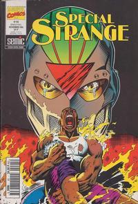 Cover Thumbnail for Spécial Strange (Semic S.A., 1989 series) #95