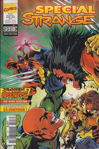 Cover Thumbnail for Spécial Strange (Semic S.A., 1989 series) #107