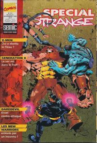 Cover Thumbnail for Spécial Strange (Semic S.A., 1989 series) #114