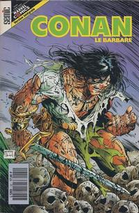 Cover Thumbnail for Conan Le Barbare (Semic S.A., 1990 series) #22