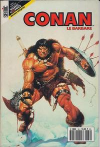 Cover Thumbnail for Conan Le Barbare (Semic S.A., 1990 series) #39