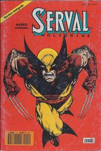 Cover Thumbnail for Serval-Wolverine (Semic S.A., 1989 series) #9