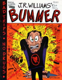Cover Thumbnail for Bummer (Fantagraphics, 1995 series)