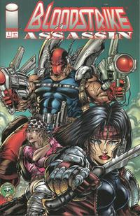 Cover Thumbnail for Bloodstrike Assassin (Image, 1995 series) #1