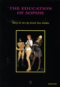 Cover Thumbnail for The Education of Sophie (Last Gasp, 2001 series)