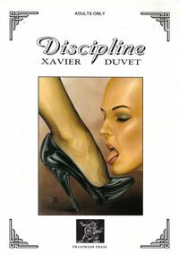 Cover Thumbnail for Discipline (Last Gasp, 1998 series)