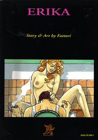Cover Thumbnail for Erika (Last Gasp, 1999 series)