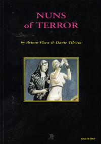 Cover Thumbnail for Nuns of Terror (Last Gasp, 2000 series)